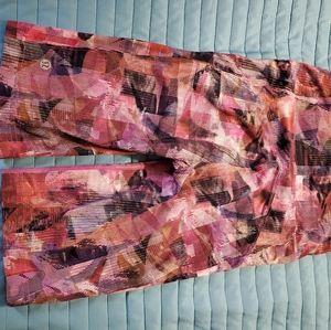 Lululemon Multicolor Short